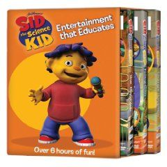Sid the Science Kid: 3Pack Change/Bug/Good $19.99