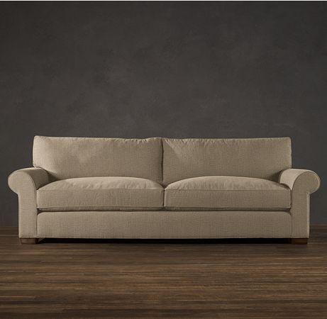 restoration hardware sofa home sweet home pinterest