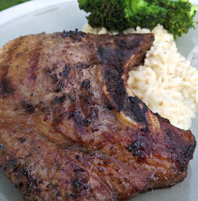 Jerk Pineapple Pork Chops Recipes — Dishmaps