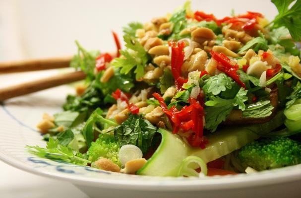 ... with spicy carrot salad lemony tofu egg salad vietnamese tofu salad