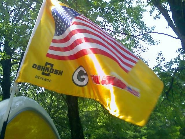 packers flag