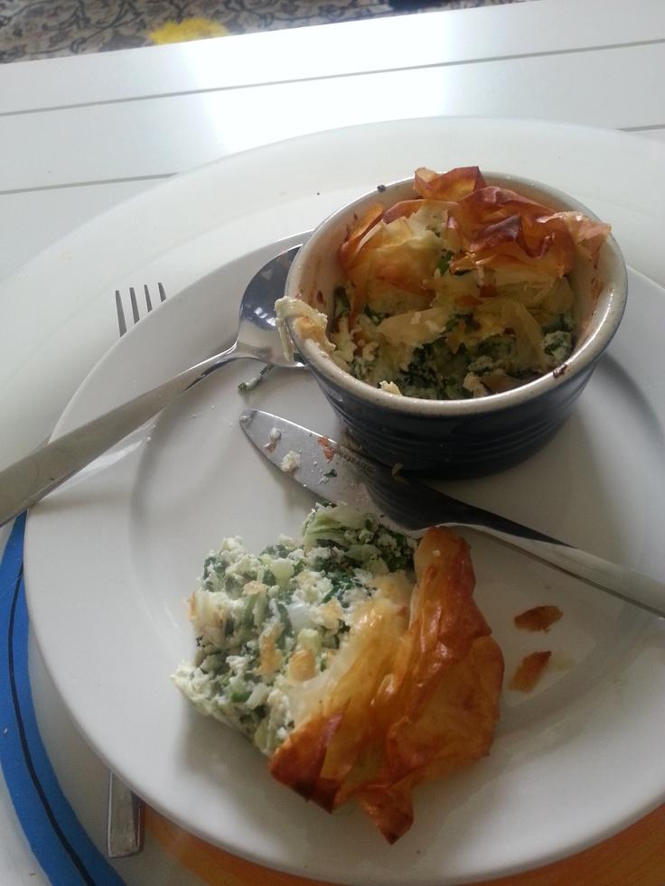 Popeye Pie Recipe — Dishmaps