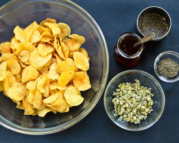 gourmet napa style potato chips via a spicy perspective