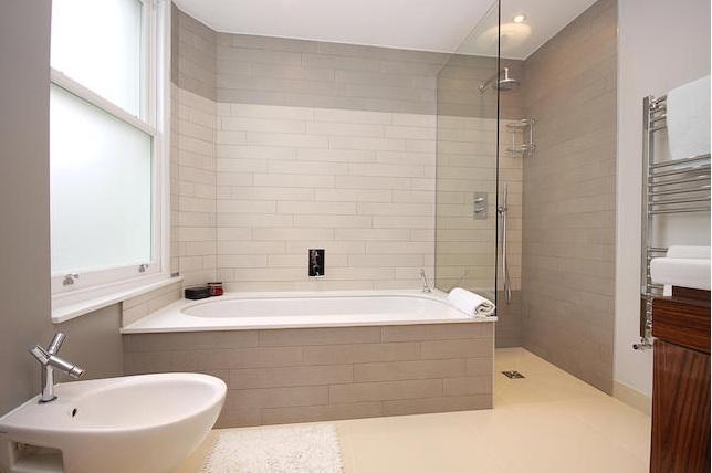 space saver shower bath favorite places spaces pinterest