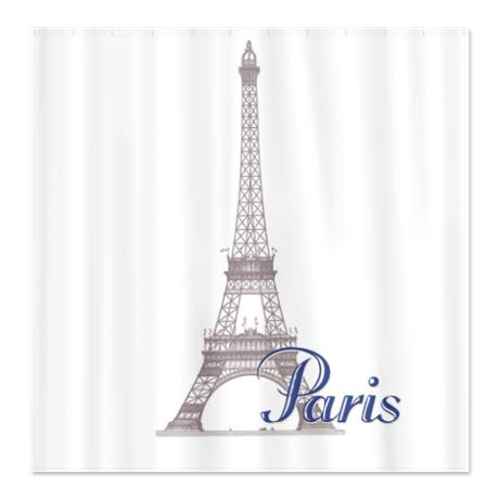 Oriental Curtains And Drapes Eiffel Tower Party Decorati