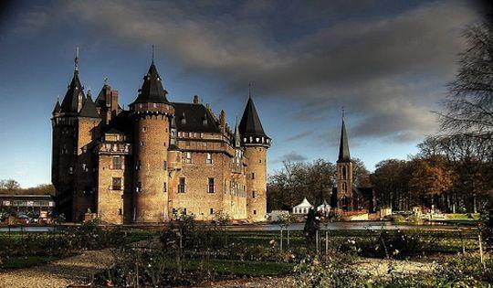 kasteel_de_haer
