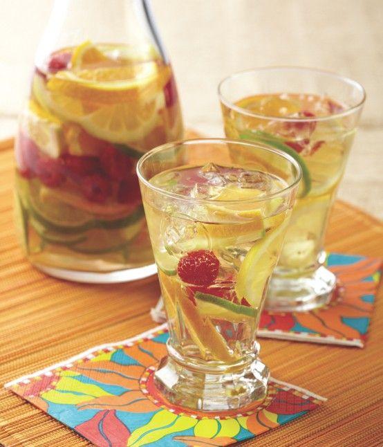 Citrus Sangria | Cocktails | Pinterest