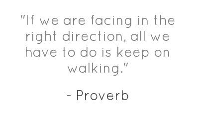 Persevere...