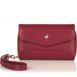 KNOMO Seymour Smartphone Leather Wristlet