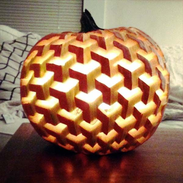 2013 Pumpkin Carving Contest Winners