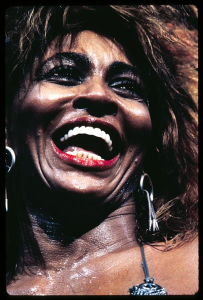 Tina Turnerr   1985 © Henry Diltz