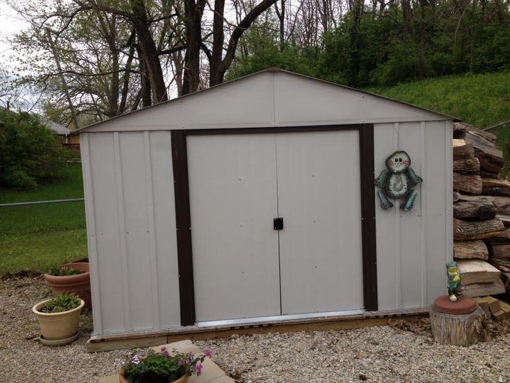 Lawn equipment storage shed plans pdf