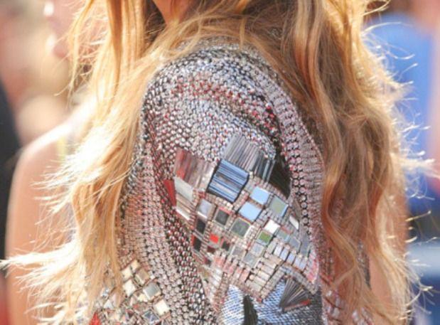 Silver sleeve