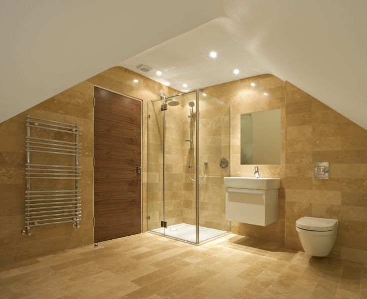 Loft conversion bathroom house ideas pinterest for Bathroom ideas loft conversion