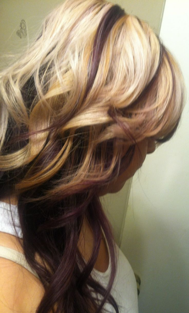 25 Best Ideas About Plum Hair On Pinterest Plum Purple ...