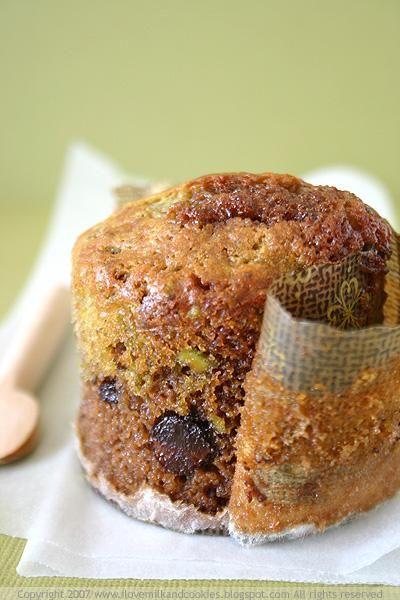 Gateau Surprise Chocolat Pistache | The Cake Stand | Pinterest