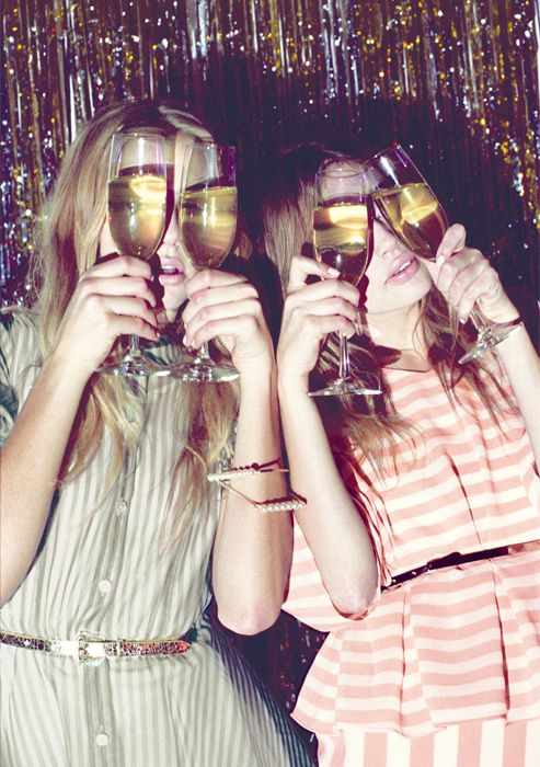 CHEERS! #partygirl #millyny