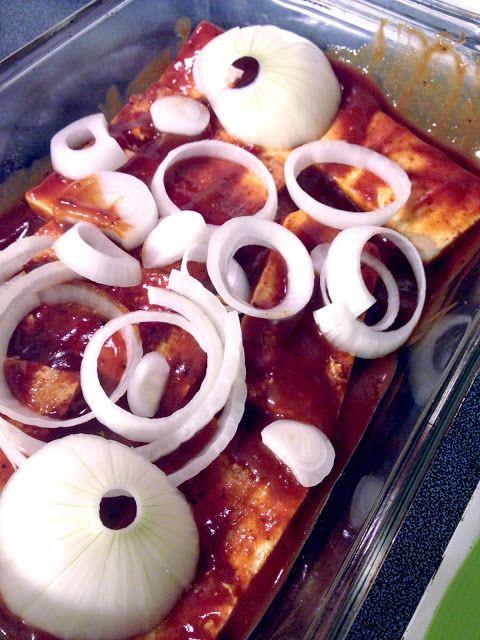 BBQ Baked Tofu   Easy Vegan Dinners!   Pinterest