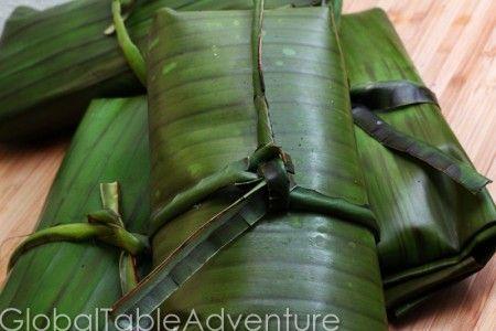 Fish with Banana Leaves (Liboke de Poisson) | Recipe