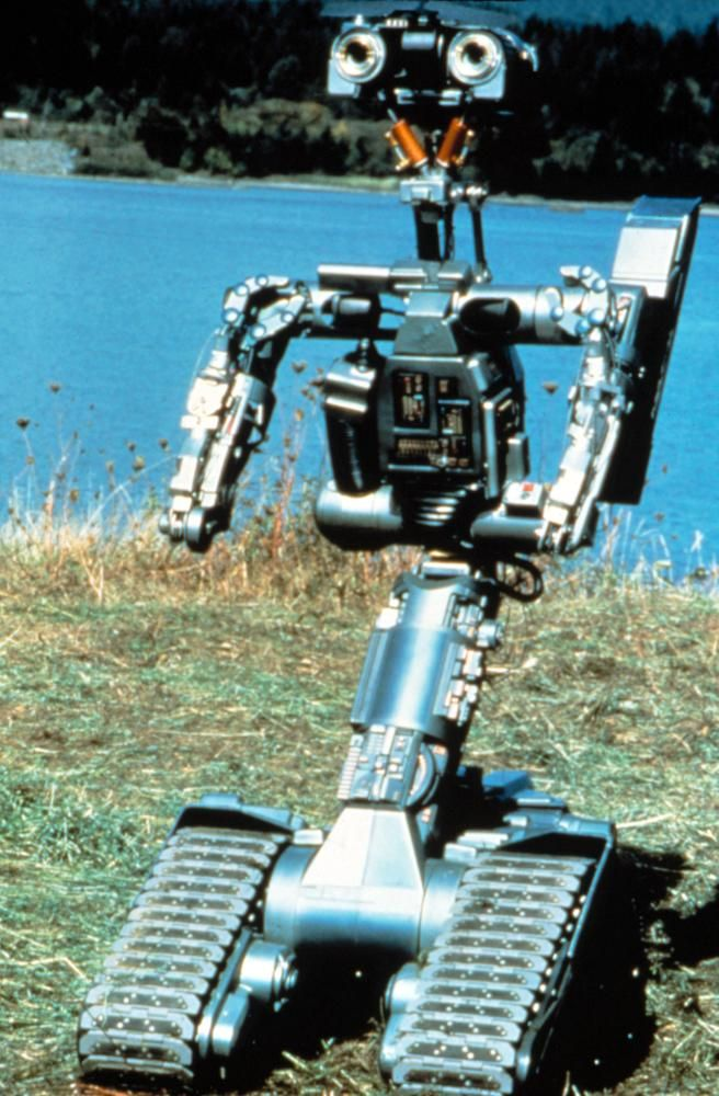 Short Circuit (1986) - Number 5 | Films of 1986 | Pinterest