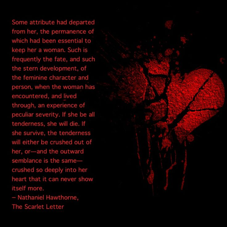 The Scarlet Letter - Nathaniel HawthorneNathaniel Hawthorne The Scarlet Letter Quotes