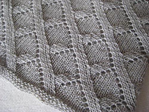 Ravelry: Gris de lin (free pattern) FREE Knitting Patterns (The Lar?
