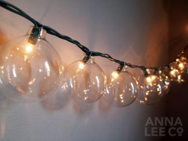 Best DIY String Lights / Garlands Special Events Pinterest