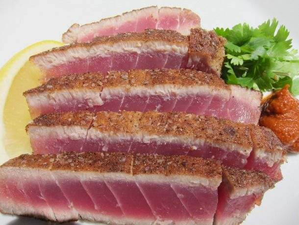 I love tuna.  I want to try to make this.