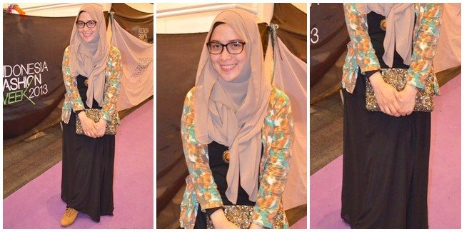 Fashion: Vemale Style: Gaya Hijab Casual Dan Keren Di IFW 2013 | Vemale.com