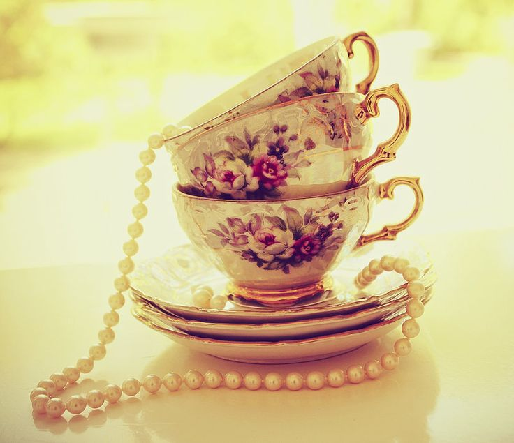Afternoon Tea by BootlessInWonderland.deviantart.com on @deviantART