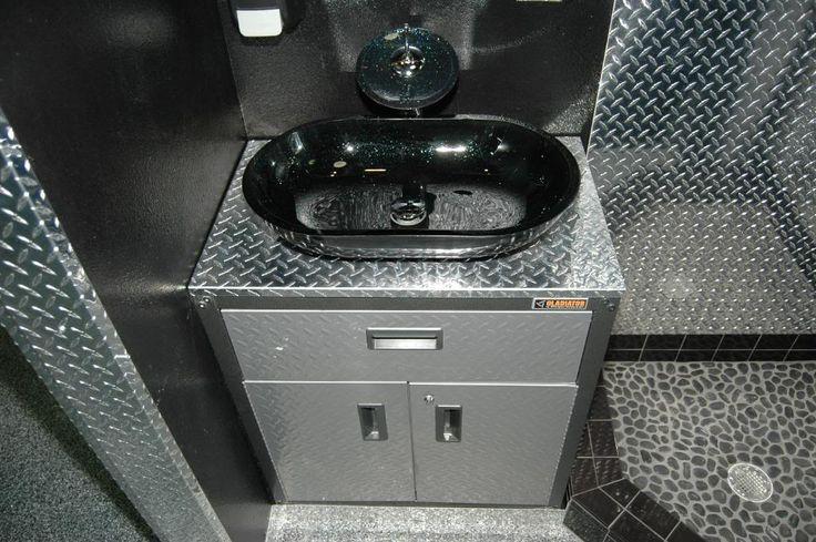 Garage Bathroom Ideas : Garage Bathroom Ideas : Garage Man Cave Bathroom Ideas