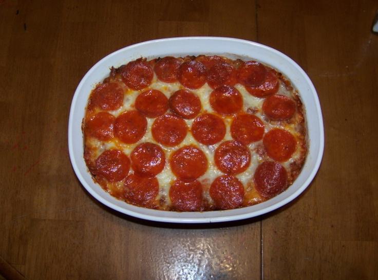 Italian Casserole - made this last night. YUM!