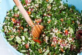 Buckwheat Tabbouleh | GFCFSF/SCD/GAPS/Paleo/Primal Food | Pinterest
