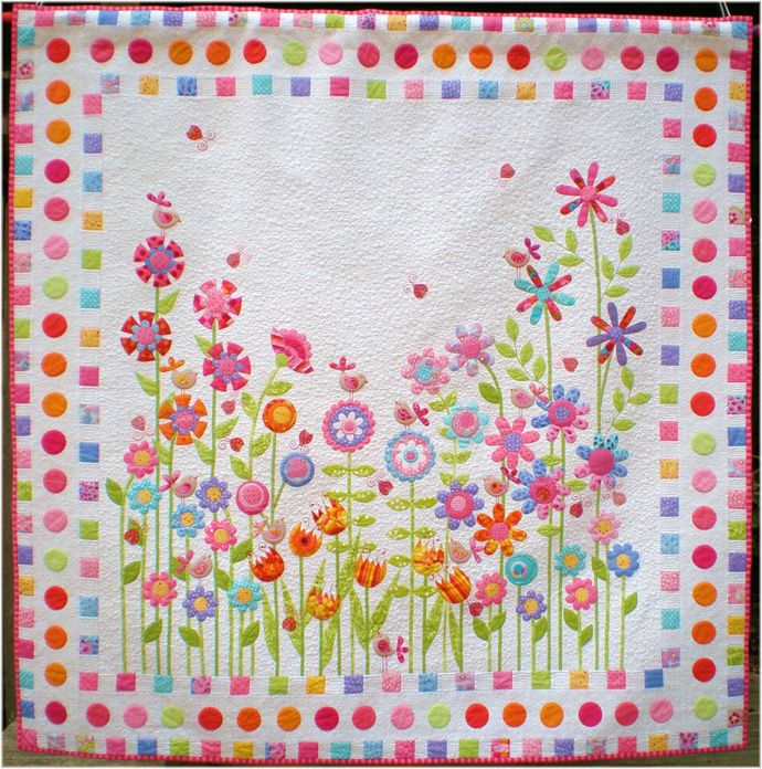 baby-girl-applique-quilt-patterns.jpg Quilting Pinterest