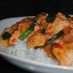 Kung Pao Chicken (Gung Bao Ji Ding) @ allrecipes.asia