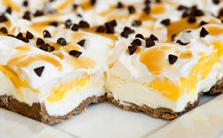 Girl Scout Caramel Delight | Bars and Squares | Pinterest