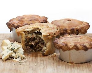 Beef and stilton pie recipe - One of the things I miss about being in ...
