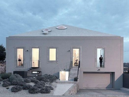 House In Avintes by Gisela Silva Monteiro