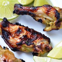 Chile Lime Chicken Wings | Miscellaneous | Pinterest