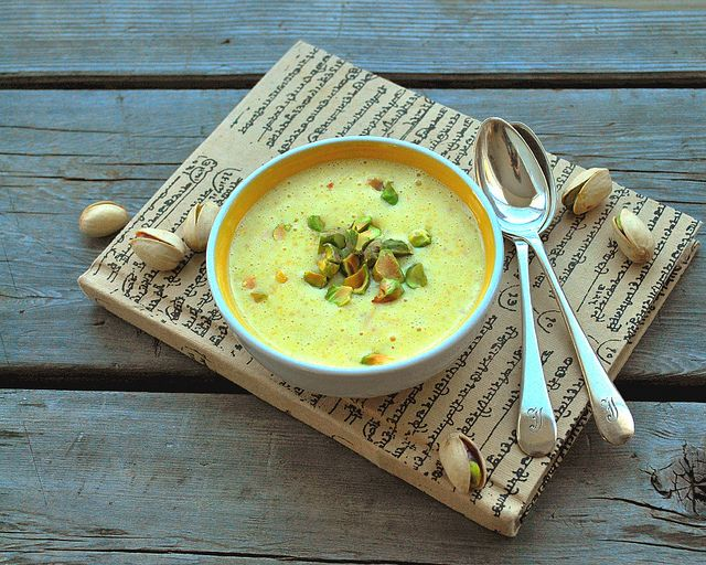 The Tiffin Box: Indian Sweets - Phirni (Creamy Indian Rice Pudding)