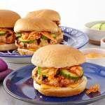 Yumm! Rice, Carrot, Mushroom & Pecan Burgers Recipe | Eating Well