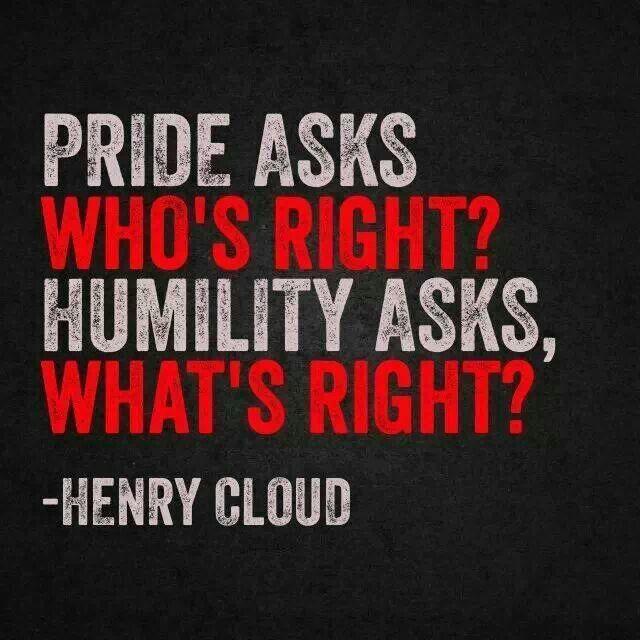 pride cometh before fall essay