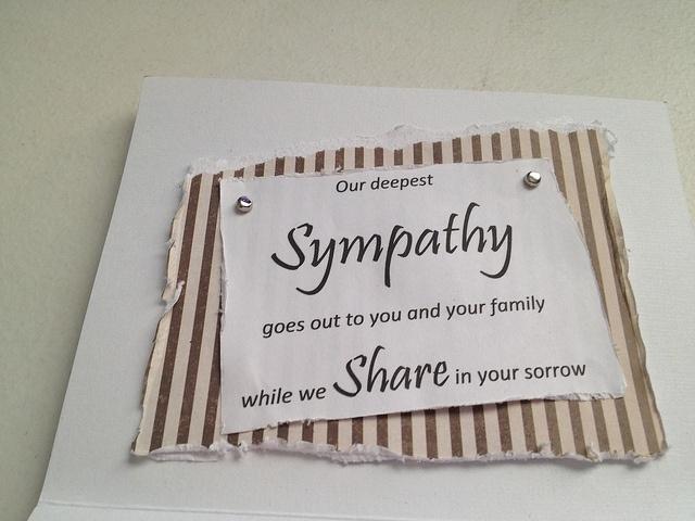Inside Sympathy - Scrapbook.com