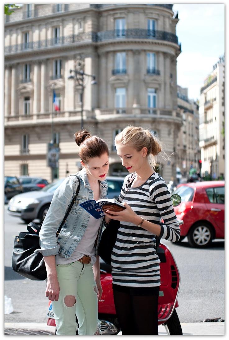 Art Symphony: Parisian Chic Style!