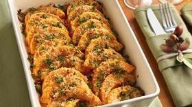 Parmesan-Butternut Squash Gratin | diet | Pinterest