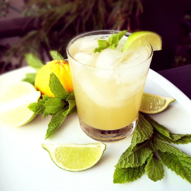 """Healthy cocktail recipe. """"Perfect Match"""" Yuzu Drinking Vinegar ..."""
