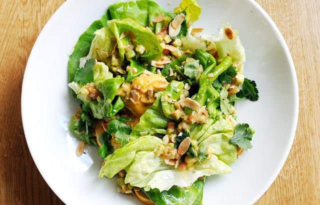 Coronation chicken salad | Recipe