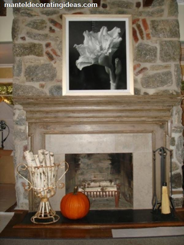 Decorating A Fireplace Mantel Pictures Home Design Pinterest
