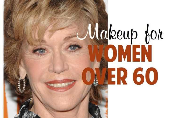 Makeup Techniques For Women Over 60 | 60 And Beyond | Pinterest