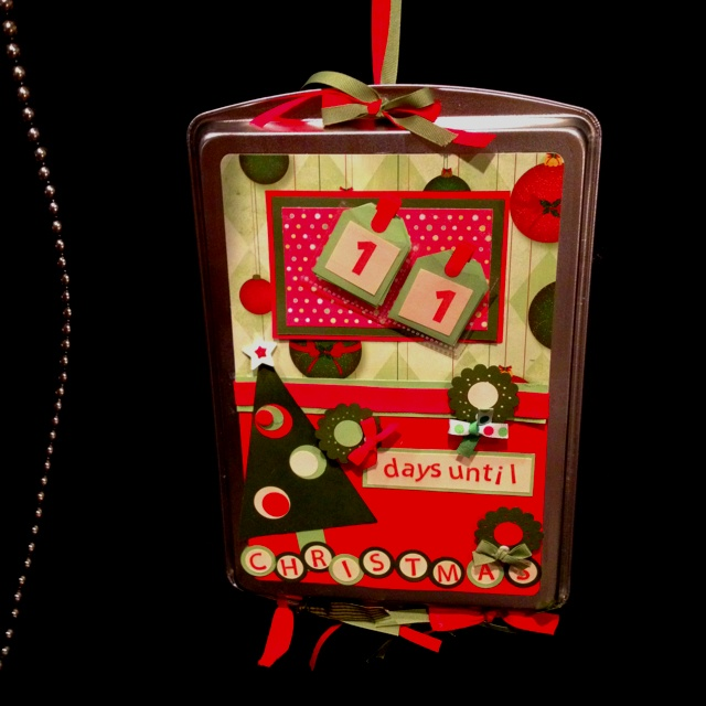 Christmas countdown | First Board | Pinterest